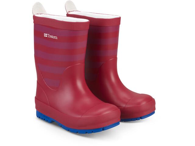 5e15e8f45b7 Tretorn Gränna Rubber Boots Barn red/red - addnature.com